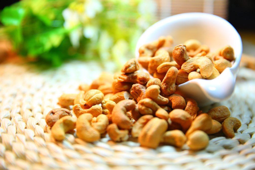 Nussallergie-cashew