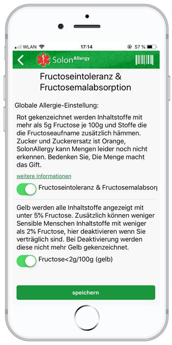 FructoseApp