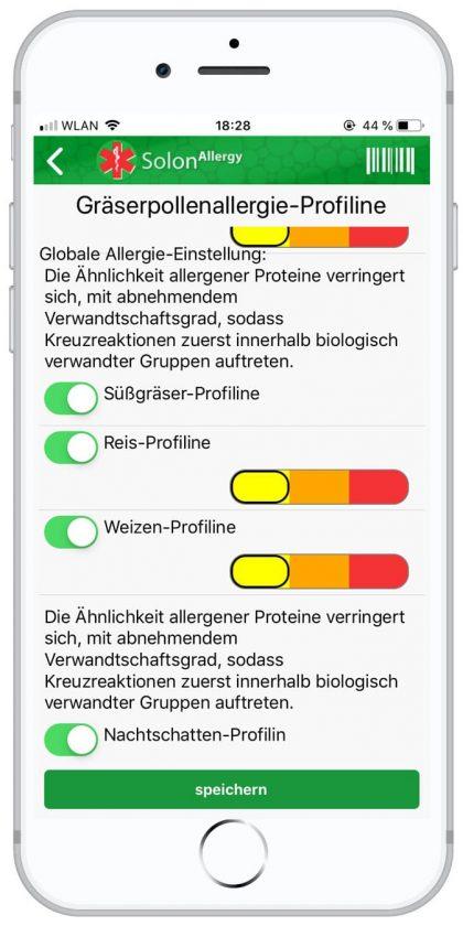GräserallergieApp
